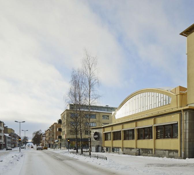 Vetenskapens Hus Luleå, Lallerstedt