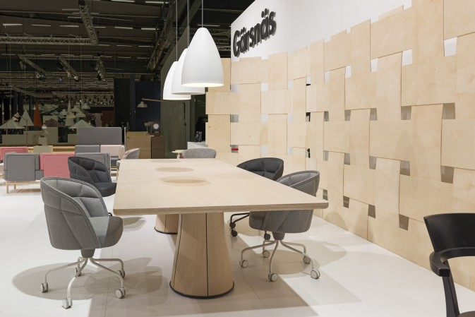 Stockholm Furniture Fair - Gärsnäs 2015
